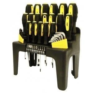44pc Screwdriver Set