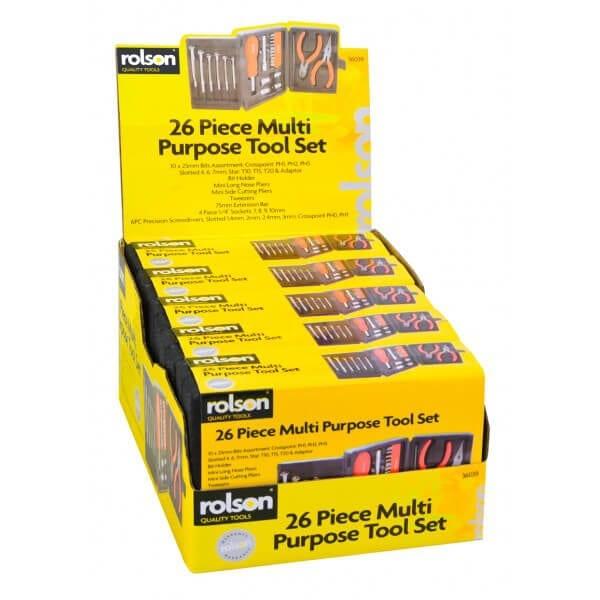 Rolson 3pc Cutting /& Trimming Kit 36036