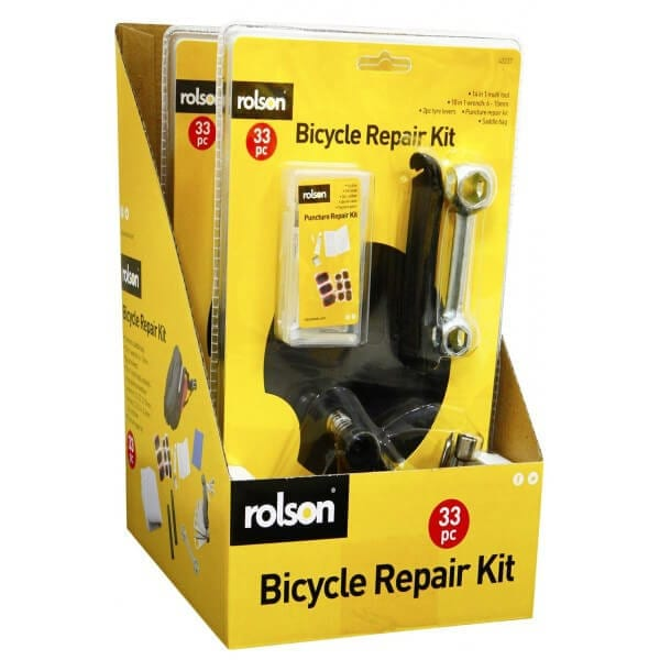 Rolson 43237 Bicycle Repair Kit