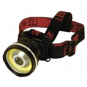 , 10W COB Rechargeable Work Lamp USB Lead