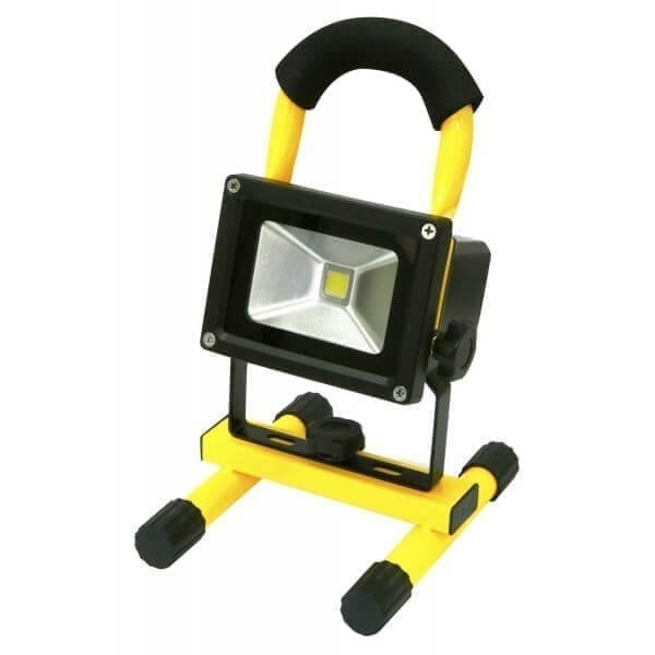, 10W LED Rechargeable Light