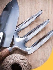 Gardening Tools Digging