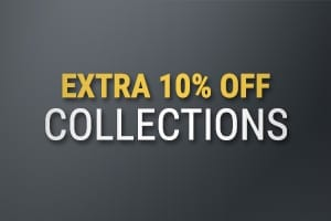 Extra 10% Off Collections
